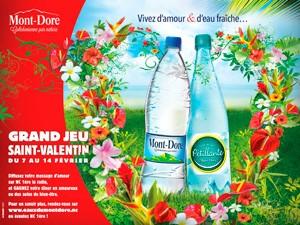Campagne Les Eaux du Mont Dore