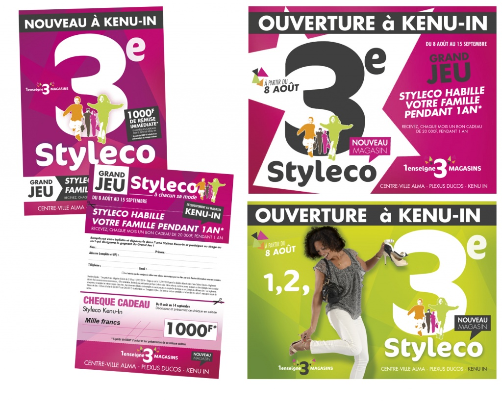 Styleco-campagne
