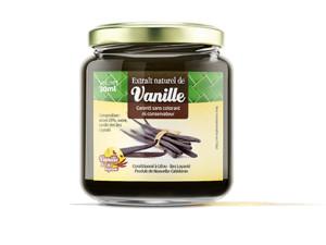Etiquettes Maison de la Vanille