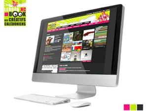 Web design Moosaique.nc