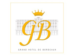 Logotype Grand Hôtel de Bordeaux