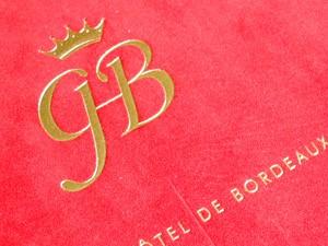 Livre Grand Hôtel de Bordeaux