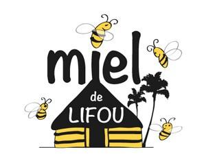 Logotype Miel de Lifou