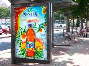 Campagne Nestea