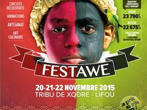 Festawe, Lifou Nouvelle-Calédonie