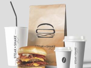 Packaging Steak N Shake
