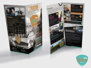 Création des flyers Rétro Driver